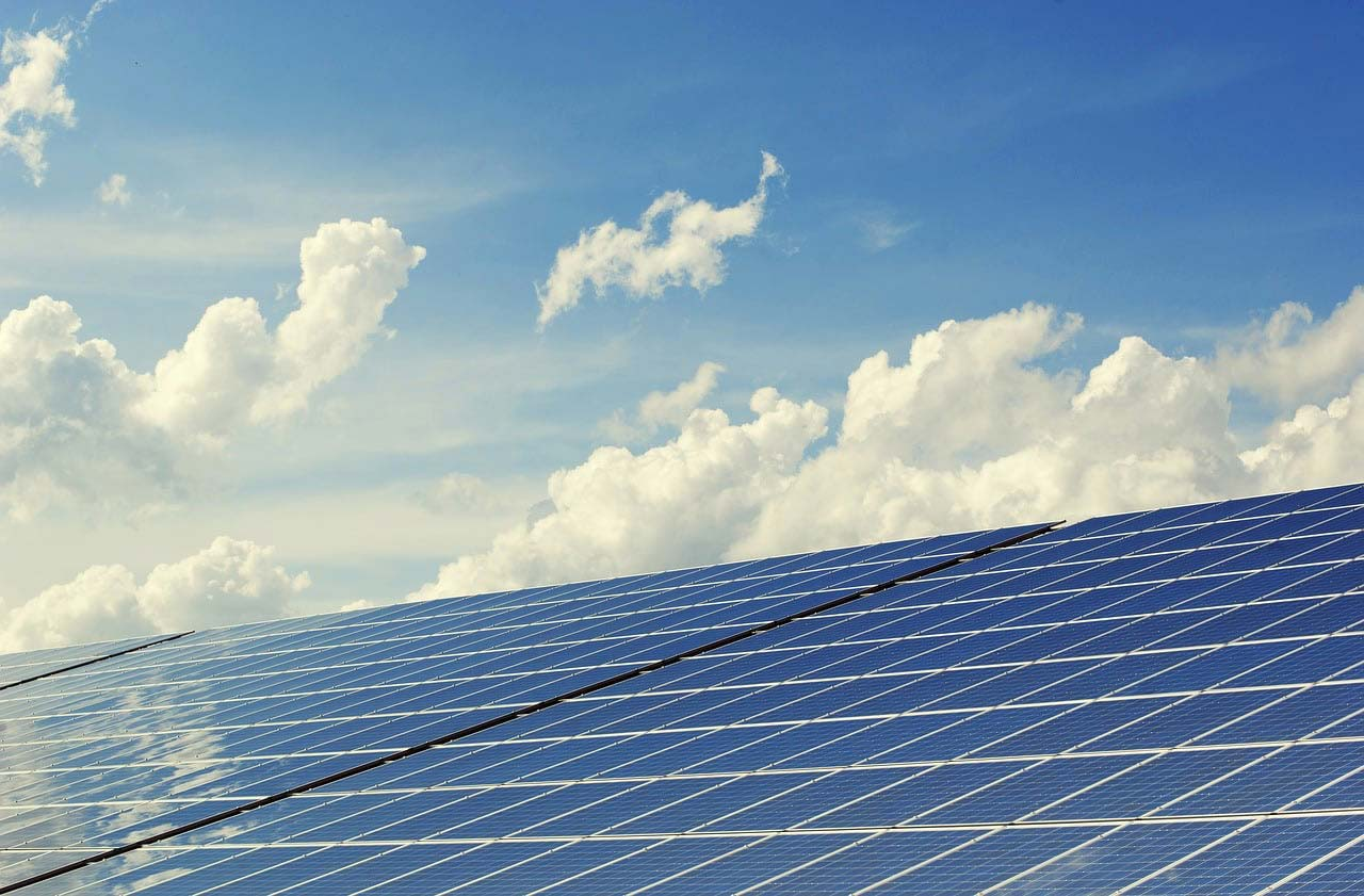 panneau solaire pour climatiseur