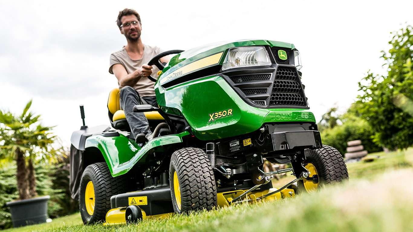 Choisir batterie pour tondeuse tracteur autoportée