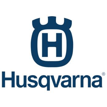 Logo husqvarna : outils de jardin