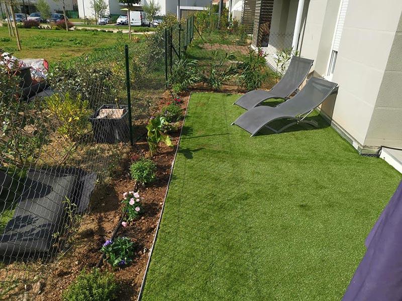 comparer qualité pelouses synthétiques
