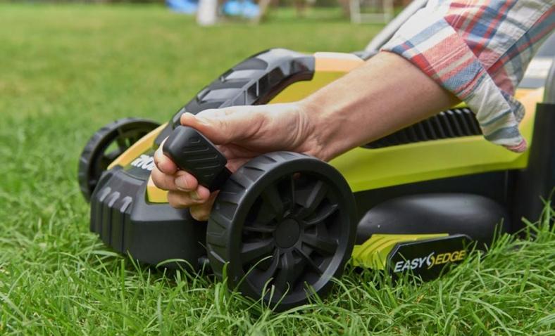 Ryobi RLM13E33S : Test & Avis – Tondeuse de pelouse électrique