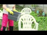 Salon de jardin : comment l'entretenir ?