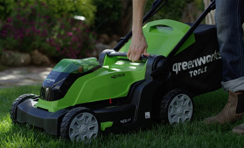 Tondeuse Greenworks G40LM41 : Test & Avis – Le top tondeuse sans fil