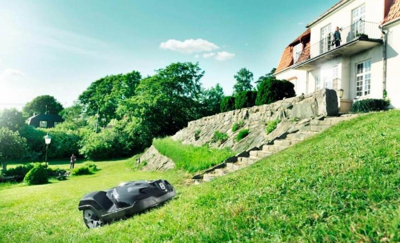 Husqvarna Automower 430X : Test & Avis – Robot de tonte